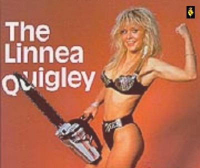 House of XI House Parties Caterer - Linnea Quigley!
